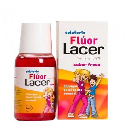 Fluor Lacer Hebdomadaire 100 ml