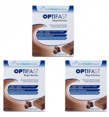 Optifast Barritas Chocolate Triplo 18 unidades
