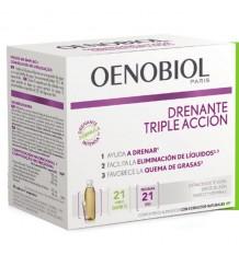 Oenobiol Entleeren Triple Action 21-Umschläge