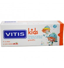 Vitis Kids Gel Dentifrico Cereja 50 ml