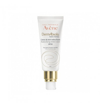 Avene Dermabsolu Cream Redensifying Colored Spf30 40 ml