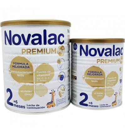 Novalac 2 Premium Plus 800 Regalo Lata 400 g