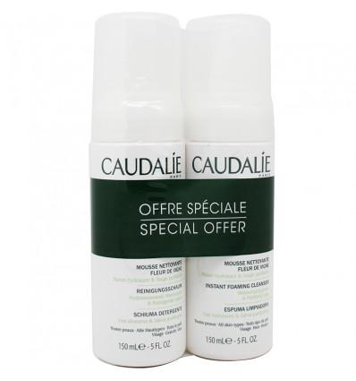Caudalie Cleansing Foam Duplo 300 ml