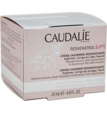 Caudalie Resveratrol Lift Crema Cachemire Redensificante 25 ml Talla Mini