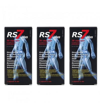 Rs7 Plus Articulações Triplo 90 Cápsulas