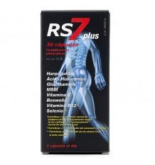 Rs7 Plus Articulações 30 Cápsulas