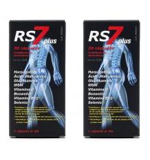 Rs7 Plus Articulaciones Duplo 60 Capsulas