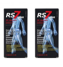 Rs7 Plus Joints Duplo 60 Capsules