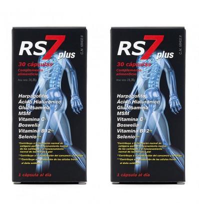 Rs7 Plus Articulações Duplo 60 Cápsulas
