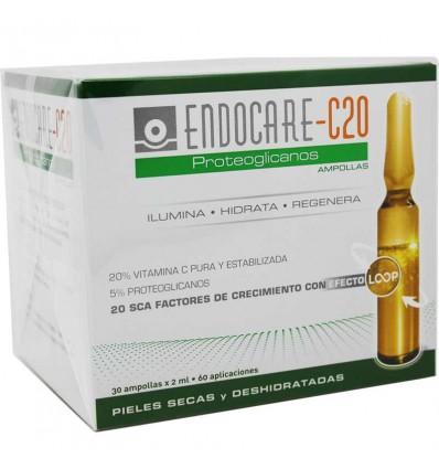Endocare C Proteoglicanos 30 Ampollas