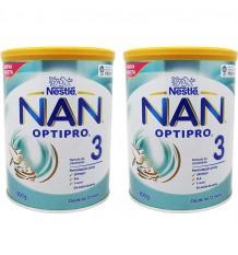 Nan Optipro 3 Duplo 1600 g