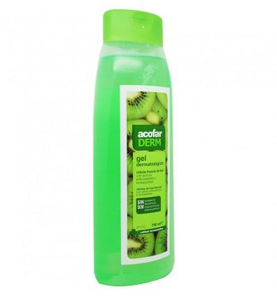 Acofarderm Gel de Baño Celulas Frescas Kiwi 750 ml