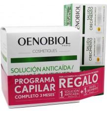 Oenobiol Anticaida Lösung + 180 Capuslas Volle Programm