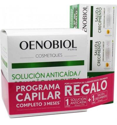 Oenobiol, Queda De Solução + 180 Capuslas Programa Completo