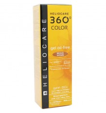 Heliocare 360 Color Gel Oil free Bronze Intense 50 ml