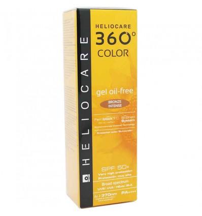 Heliocare 360 Color Gel Oil free Bronze Intense 50 ml