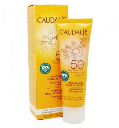 Caudalie Sun Cream anti-Wrinkle Spf50 50 ml
