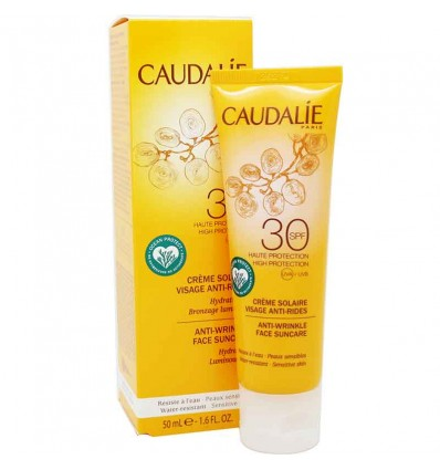 Caudalie Sun Cream anti-Wrinkle SPf30 50 ml bid