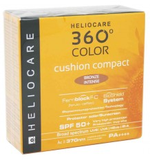 Comprar Heliocare 360 Color Cushion Compact Bronze Intense 15 g