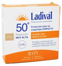 Ladival 50 Oil Free Compacto Arena 10g