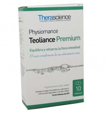 Physiomance Teoliance Prime De 10 Capsules