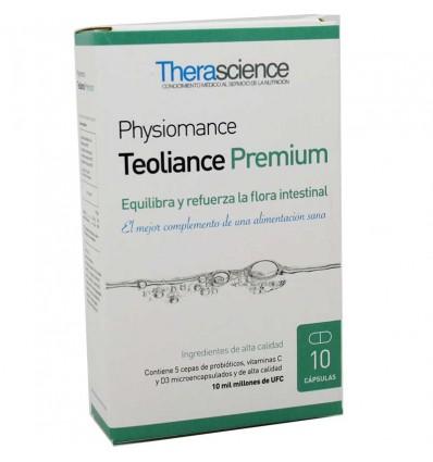 Physiomance Teoliance Premium 10 Capsulas