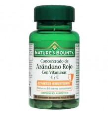 Nature's Bounty Concentrado Arandano Rojo 60 Comprimidos