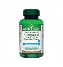 Nature's Bounty Glucosamina Condroitina 60 Comprimidos