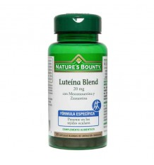 Nature's Bounty Luteina Blend 20 mg 30 Capsulas