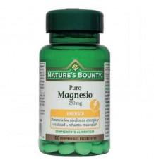La Générosité de la Nature de Magnésium 250 mg 100 Comprimés