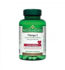 Nature's Bounty Omega 3 1000 mg 60 comprimidos