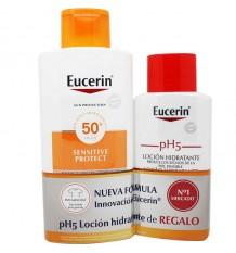 Eucerin Solar 50 Locion 400 ml Regalo Eucerin Locion 200 ml