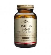Solgar Omega 3-6-9 60 Capsules