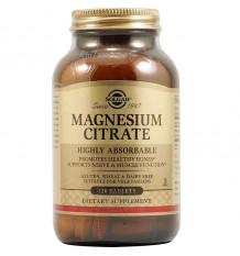 Solgar Citrato Magnesio 120 Comprimidos