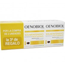 Oenobiol Intensive Solar Empfindliche Haut, 90 Kapseln triple line