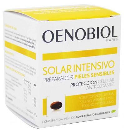 Oenobiol Solar Intensivo Pieles Sensibles 30 capsulas