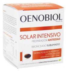 Oenobiol Bronzage Sublimé Anti-Vieillissement De 30 Capsules