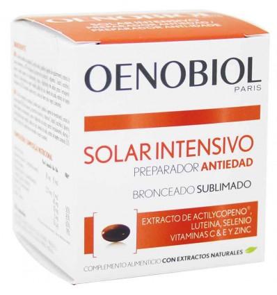 Oenobiol Bronceado Sublimado Antiedad 30 Capsulas