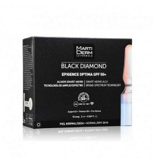 Martiderm Black Diamond Epigence Optima SPF50 10 ampolas