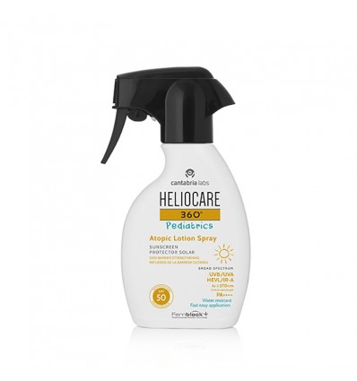 Heliocare 360 Pediatrics Lotion Spray 250 ml