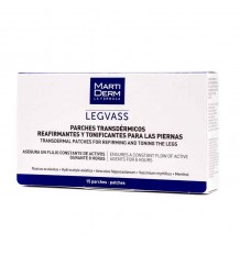 Martiderm Legvass Patches Transdermicos 15 Unidades