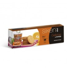 Siken Diet Cookies Orange 15 Units
