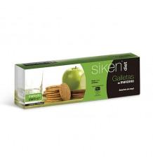 Siken Diet Galletas Manzana 15 Unidades
