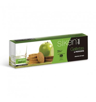Siken Diet Cookies Apple 15 Einheiten