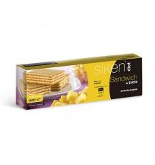 Siken Diet Sanduíche De Queijo 6 Unidades