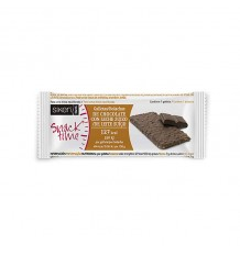 Siken Form Snack Galleta Chocolate Leche 22g