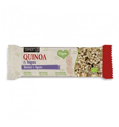 Siken Form Barrita Quinoa Higos 40g
