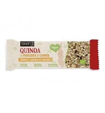 Siken Form Barrita Quinoa Manzana 40g