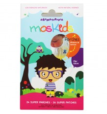 moskids patches repelente