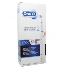 Oral-B Brosse De Soins De La Gomme De Pression De 2 Gommes